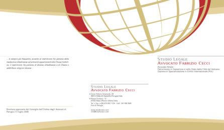 Brochure in varie lingue